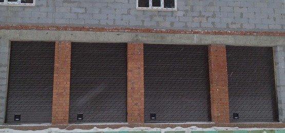 автоматические гаражные ворота в екатеринбурге купить по