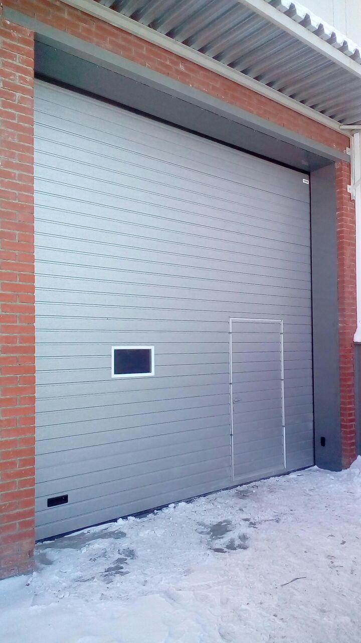 промышленные ворота купить в екатеринбурге по выгодной цене